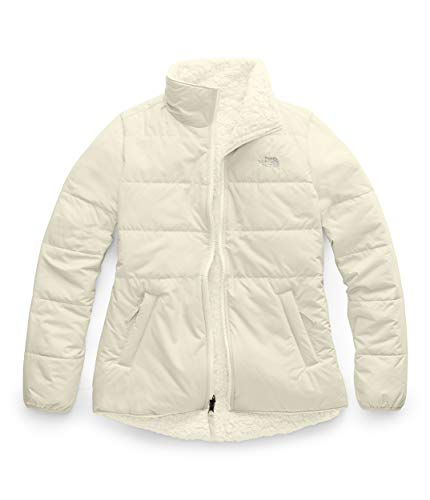 The North Face Women's Merriewood Reversible Jacket, Vintage White, S