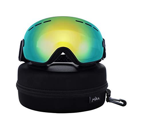 mira ski goggles anti fog