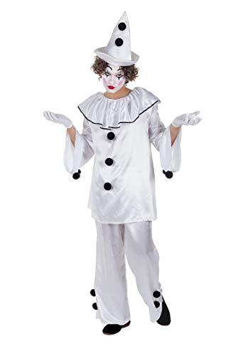 Banyant Toys Disfraz Payaso Pierrot M-L