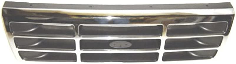 OE Replacement Ford Grille Assembly (Partslink Number FO1200173)