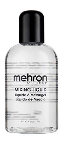 Mehron Makeup Mixing Liquid (4.5 oz)