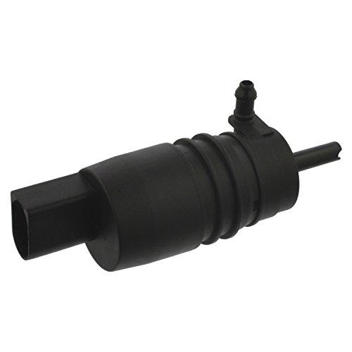 febi bilstein 09088 Waschwasserpumpe für Scheibenreinigungsanlage , 1 Stück