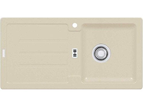 Franke Küchen-Spüle Strata STG 614 (114.0197.798) - Fragranit Sahara