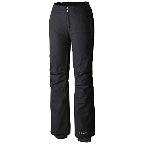 Columbia Pantalón de esquí impermeable para mujer, Veloca Vixen Pant, Poliéster, 1681451