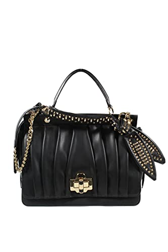 la carrie bag Bolso mujer bandolera 112MFM982SYN negro