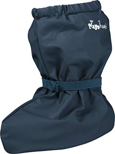 Playshoes Oeko-Tex Standard 100 Dziecięce Buty do Raczkowania, Niebieski Marine 11, S