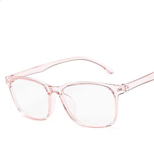 Huguo Gafas de Bloqueo de luz Azul para Mujer Nuevas Gafas ópticas Vintage Protector de Pantalla para Hombre Anti Gafas de Gafas Azules 12
