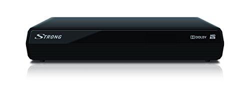 Strong SRT 7003 HDTV Satellitenreceiver anthrazit