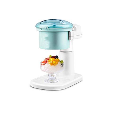 Huishoudelijke sneeuwkegel, automatische kleine eigengemaakte ijsmaalmachine zand ijsmachine ijs milkshake