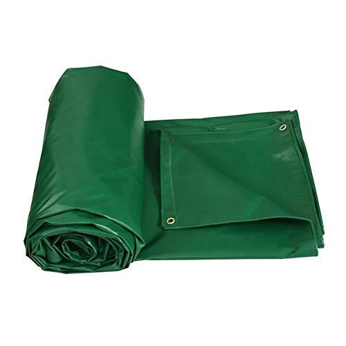 WYJW waterdicht dekzeil buitenste zonnebril groen (grootte: 4x4M) 6X5m