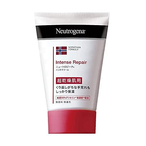 Neutrogena(ニュートロジーナ) ノルウェーフォーミュラ インテンスリペア ハンドクリーム 超乾燥肌用 無香...