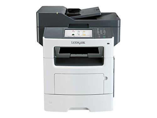 Lexmark Mx611de Laser 50 ppm 1200 x 1200 dpi A4 - Impresora multifunción (Laser, 1200 x 1200 dpi, 650 Hojas, A4, Impresión Directa, Blanco)
