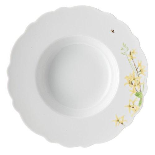 Hutschenreuther 02113-725468-10353 Osterfrühstück Teller tief 23 cm