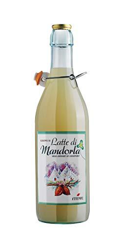 Fiume Sciroppo Latte di Mandorla T.M. - Bottiglia da 1.9 L