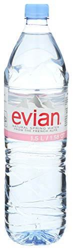 Evian Natural Spring Water (12x50.7oz)