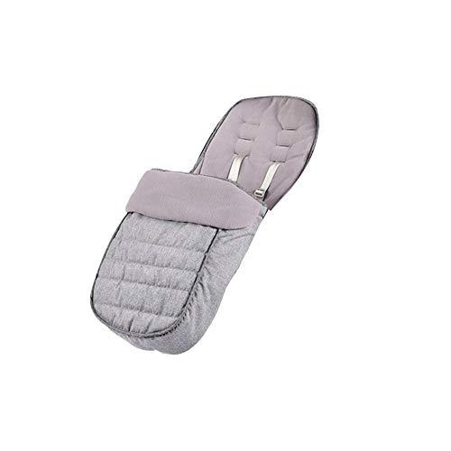Cosytoes - Coprigambe impermeabile e antivento, rivestimento in pile universale per passeggini, passeggini e carrozzine
