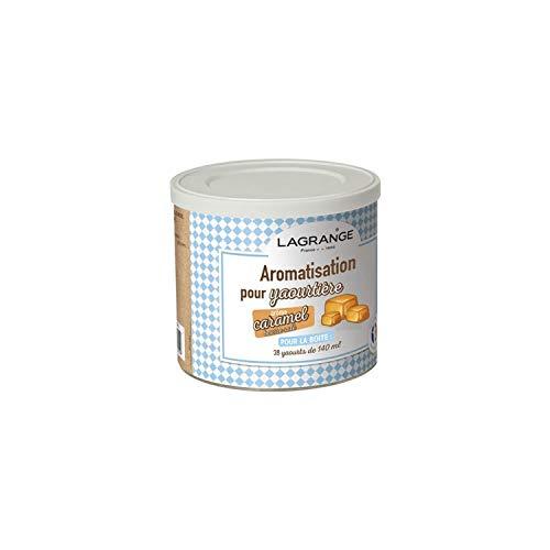 Lagrange - 380350 - Pot de 425g arome caramel beurre sal' pour yaourtiŠre