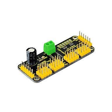 Qudssa Accessory 2016 NEW! Keyestudio 16-Channel Servo Drive Board with12-BIT PWM-12C Interface for Arduino