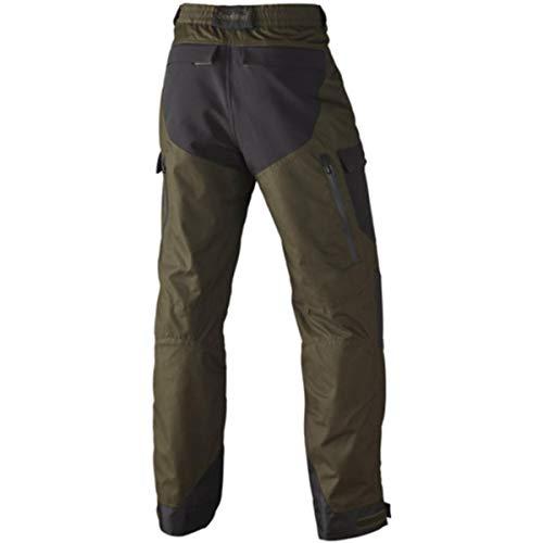 SEELAND PREVAIL Frontier Pantaloni - Grizzly Marrone - eu50-56 ( DA TIRO / CACCIA)