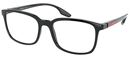 Brille Prada Linea Rossa PS 5 MV 1AB1O1 schwarz