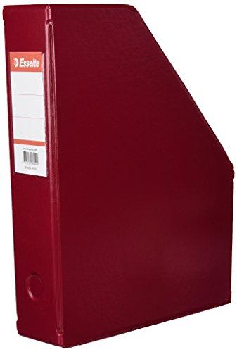 56050 Esselte-Raccoglitore formato A4, colore: bordeaux