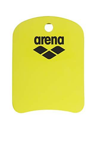 ARENA Schwimmbrett, Unisex, für Erwachsene Einheitsgröße Kalk/gelb