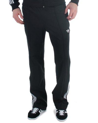 adidas–Pantaloni da Allenamento da Uomo Beckenbauer, Uomo, Trainingshose Beckenbauer, Nero/Bianco, S