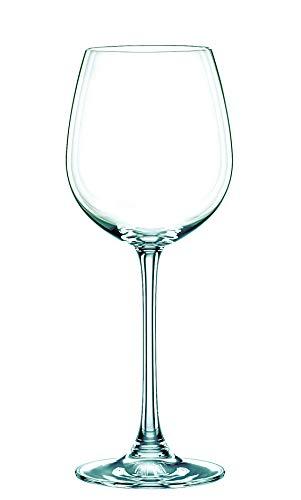 Nachtmann Vivendi Set of 4 White Wine Glasses, 16-Oz., Clear -