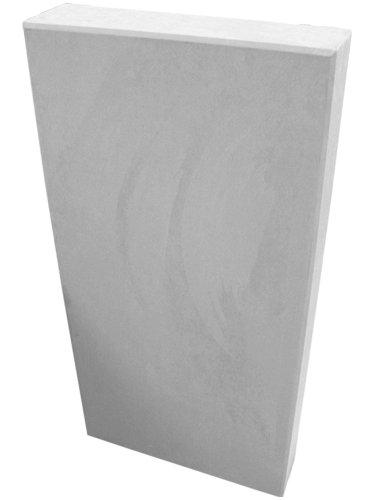 """Acoustimac Low Frequency Bass Trap DMD 4' x 2' x 4"""" WHITE"""