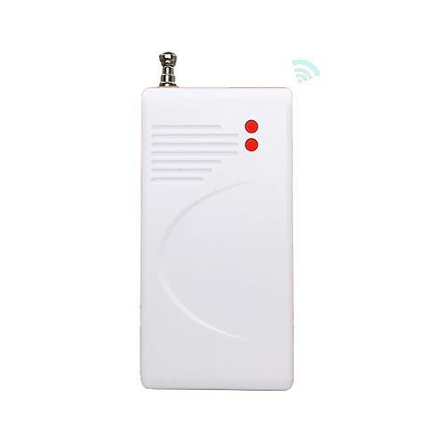 MxZas 4 PC-Fenster Alarm Vibration Schock Sensoren Home Security Mit Lautem Alarm for Fenster, Tür, Schrank...
