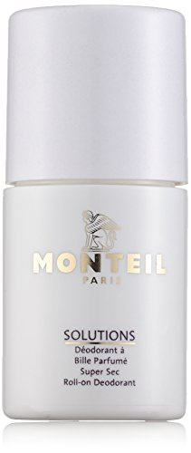 Monteil Cosmetics - Solutions - Super Sec Roll-On Deodorant - 50 ml