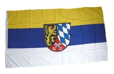 Fahne/Flagge Bayern Oberpfalz NEU 90 x 150 cm Fahnen