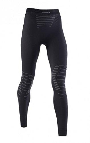 X-Bionic Collant Long - Invent - Femme Couleur Noir/Anthracite Taille XL