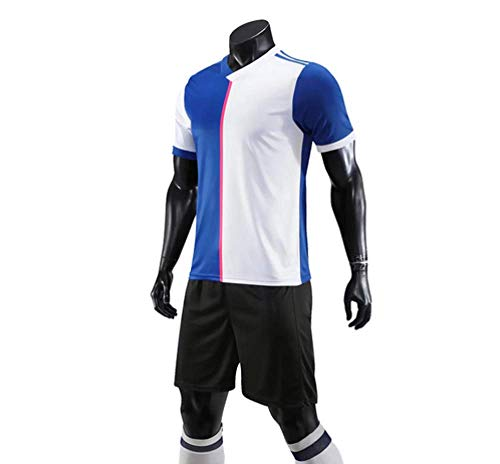 XIAOL voetbalshirts 2019 2020 Survêtement Football Kit mannen kinderen trainingspak Team Uniformen Shorts Shirts