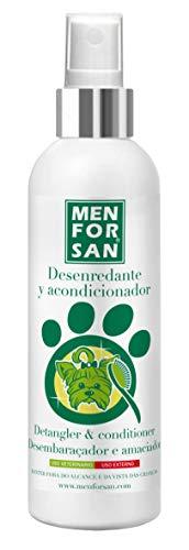 MENFORSAN Desenredante y Acondicionador Perros - 125 ml