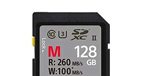 Sony SF-M128 SD-Speicherkarte (128 GB, UHS-II, M Serie)
