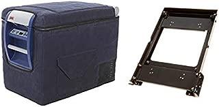 ARB 4X4 Accessories 63 Qt Fridge Freezer And Slide Bundle W/Custom Transit Bag