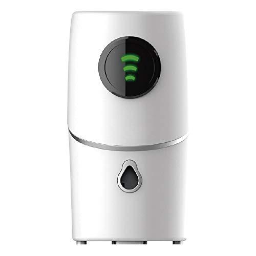 Kühlschrank Sterilisieren Desodorierer Luft Ozon Luftfilter Reiniger Filter Lufterfrischer Luftreiniger für Schränke Badezimmer Küche Toilette - Kühlschrank Desodorierer und Food Life Extender, Weiß