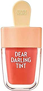 Etude House Dear Darling Water Gel Tint 4. 5g /Ice Cream-Summer Edition (OR205 Apricot Red)