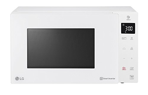 LG Kitchen Smart Inverter Grill Forno Microonde, Bianco (White Luxury)