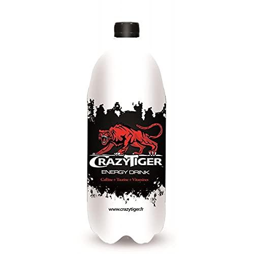 CRAZY TIGER - Energy Pet 1.5L