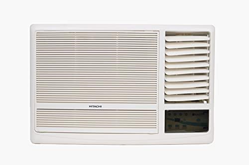 Hitachi 1.5Ton 3 Star Window AC (Copper, Dust Filter, 2021 Model,...