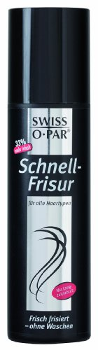 Swiss-o-Par Schnell-Frisur, 4er Pack (4 x 200 ml)