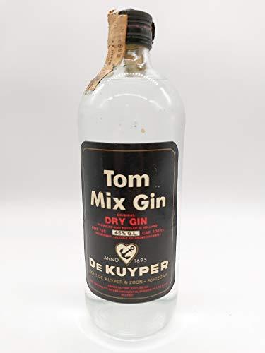 De Kuyper Dry Gin 1960s 1l