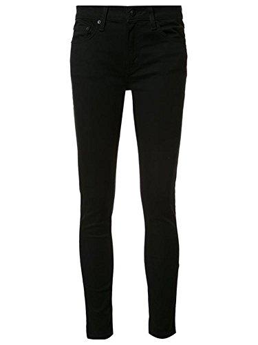 Derek Lam 10 Crosby Devi Women's Mid-Rise Authentic Stretch Skinny Jean