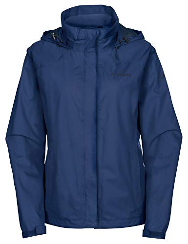 VAUDE Damen Escape Bike Light Jacket Jacke, blau (sailor blue), 42