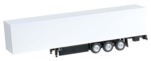 herpa 084529 - Koffer-Auflieger mit Palettenkasten
