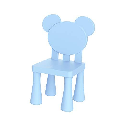 ZHAOHUI-Ensembles Table et Chaise pour Enfants Multifonction Plastique Table d'enfant Chaises Apprendre Jeu Manger Ménage Jardin d'enfants, 8 Styles (Color : G)