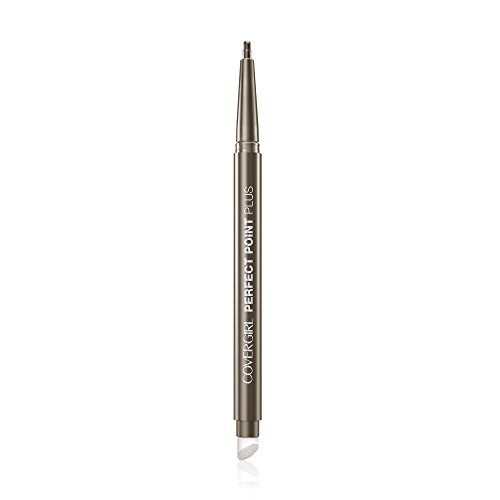 COVERGIRL Perfect Point PLUS Eyeliner Pencil, Grey Khaki.008 oz. (230 mg) (Packaging may vary)