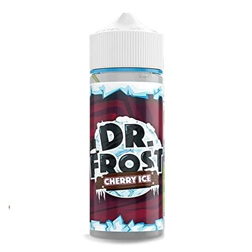 Cherry ICE (100ml) Plus e Liquid by Dr. Frost Nikotinfrei